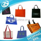 Cheap Popular Style 80gsm Promotion Non Woven Exhibition Bag