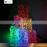 33ft Remote Control LED Mini Starry Fairy Lights on Copper Wire String Lights Firfly Christmas Light Chain