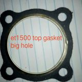 et1500 generator parts/engine spare parts/et1500 top gasket cylinder head gasket