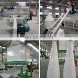 Popular Factory Supply 1-2t/h Small Animal Feed Line