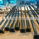 Well Designed traffic pole steel fittings square machine
