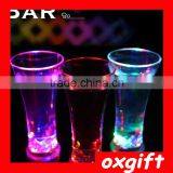 Oxgift Colorful LED Cup Remanbar flashing cup juice bar dedicated color small glass of wine cups