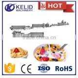 new condition CE certification corn flakes making machine