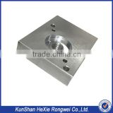 China precision anodized aluminum hole cnc milling machine spare parts                                                                                                         Supplier's Choice
