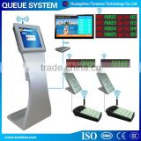 Guangzhou OEM Bank Wireless Electronic Queue Management Display System