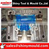 Plastic injection PVC reducer tee pipe fitting mould