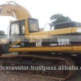 CAT Excavator With Cheap Price Used Caterpillar 330BL Excavator For Sale,Japanese Used CAT Excavator 330BL