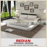 Redian king size round bed on sale