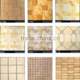 Crystal Double Loading Floor Tile, Vitrified Tile Design, 300*300 bathroom mosaic floor tile