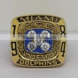 Gold Championship rings for baseball sports