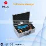 professional vibrating slimming G5 machine ,foot and body massage vibrating cellulite removal slimming machine