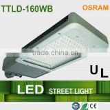UL,MODULAR LED STREET LIGHT BY OSRAM 30W,60W,90W,120,150W,180,210,240,270,300W LED Street Light;SOLAR STREET LIGHT;STREET LAMP