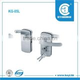 KG-05L Bilateral glass door lock,frameless glass door lock,tempered glass door lock China supplier