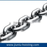 Lifting accessories iron chain/anchor chain/electric galvanized welded chain link