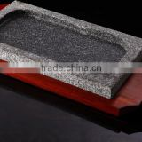 granite stone baking pan with board stone steak pan charcoal bbq grill                                                                         Quality Choice