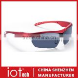 Fashionable Cheap Sports Sunglasses Polarized with Bluetooth Headset