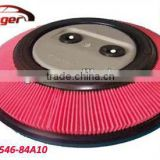16546-84A10 good quality competitive PP air filter for Nissan