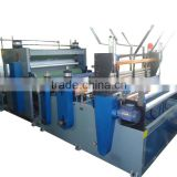 HX-1575B Glue Lamination Double embossing toilet paper and kitchen towel cutting & embosisng machine