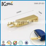 Clutch Bags/Purse/Handbags Accessories Custom Metal Zipper Puller                                                                         Quality Choice