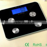 personal fat weigh gram electronic platform human weight measurement bmi body fate scale