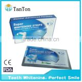 Newest design! Bright smile High effective whitening Teeth whitening strips,, dental whitening dry stirps from Tanton factory