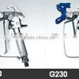 SG2 SG3 RAC X G5 288428 Airless Paint Spray Gun Include 515 Spray Tip and Guard factory selling HS code 8424200000