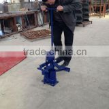 Irrigation Man power pump Afric used/treadle pump/water treadle pump/man truck water pump