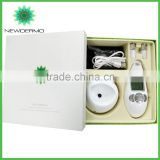 2016 NEWDERMO Best Household Portable Mini Home Use Crystal Diamond Dermic Peel Microdermabrasion Machine For Sale