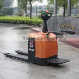 INQUIRY ABOUT CE approved 2T Electric Pallet Jack CBD20 at factory price offer