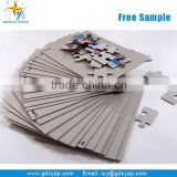 One Time Finished Paper Stocklots Grey Chip Board Stock Lot Paper