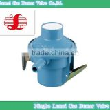 butane inlet valve cooking gas regulator for kitchen