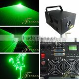 1000mw green animation laser stage light