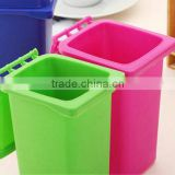 NEW arrival fancy desktop mini toy trash can                                                                         Quality Choice