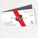 PVC Window Cardboard Envelope