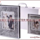 New Digital Wedding Photo Album Cover,Acrylic Album Cover Design