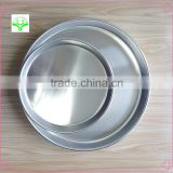 round basin shape high quality baking gadgets deep pasta container aluminum alloy cake pan bakeware