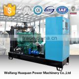 2015 promotion 10kw to 280kw biogas electric generator