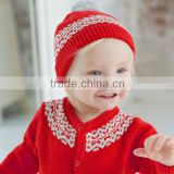DB401 dave bella autumn winter baby hat infant caps christmas hat