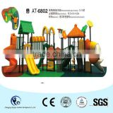 Imported reinforced plastic slide kids playground equipment for parks                                                                         Quality Choice