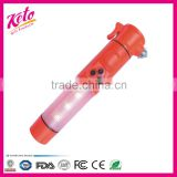Wholesale 6 in 1 multi-functional waterproof car emergency hammer