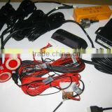 Lighting car parking sensor system smart parking sensor system