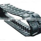 rubber crawler track for mini excavator Yuchai YC35                                                                         Quality Choice