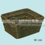 Handwoven Straw for storage baskets&laundry