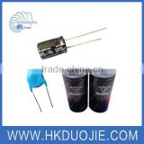 New and original 160V 390uf EKXJ161ELL391MU45S washing machine capacitor used