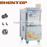 Shentop 2015 industrial ice cream makers Soft Ice Cream Machine STBQ848 Powerful Refrigeration High Quality ice cream maker