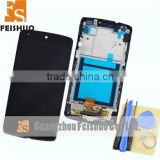 Wholesale For Google Nexus 5 LG D820 D821 E980 lcd+touch digitizer replacement assembly/complete