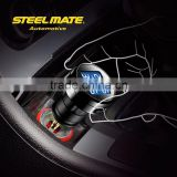 2015 Steelmate TP-74B lcd monitor tpms differential pressure gauge digital,tyre valve cap cover, tpms spare