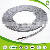 Pipe freeze protection system eletric water heat line cable