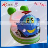 playground equipment outdoor Super Bumper Car plastic kids safety electronic outdoor Bumper car racing game machine