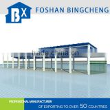 Competitive Price Firm Frame Prefabricated Shed Buildings